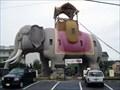 Image for Lucy the Elephant - Elephant Man - Margate, NJ
