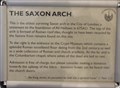 Image for Saxon Arch -- All Hallows By the Tower, Tower Hamlets, London, UK
