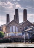 Image for Chimneys of the Greenwich Power Station (London, UK)