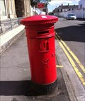 Image for Victorian Pillar Box - Orbit Street, Cardiff, Wales, UK