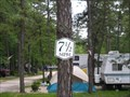 Image for 7 ½ MPH Sign @ Wading Pines - Chatsworth, NJ