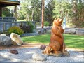 Image for Golfing bear -   McCloud CA
