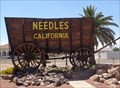 Image for Historic Route 66 ~ Welcome Wagon ~ Needles, California, USA
