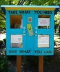 Image for Temple B'nai Torah Little Free Pantry - Bellevue, WA, USA