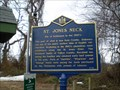 Image for ST. JONES NECK: SITE OF SETTLEMENT IN THE 1660's (K-44) - Dover, DE