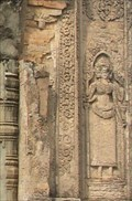 Image for Guardian Devata Reliefs - Angkor, Cambodia