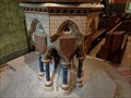 Image for Victorian Baptismal Font - Church of The Holy Innocents -  Highnam, Gloucestershire, UK.