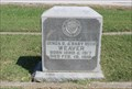 Image for Genoa B. and Baby Ruth Weaver - Pilot Point Community Cemetery - Pilot Point, TX