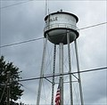 Image for Carnesville Water Tower-Carnesville, Gerogia