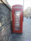 Image for Red Telephone Box - St Andrew's Street, Cambridge, UK