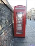 Image for Red Telephone Box - St Andrew's Street, Cambridge, UK
