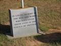 Image for Cemetery War Memorial - Chandler, OK