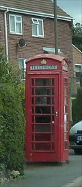Image for Red Telephone Box - Chapel Street - Smisby, Derbyshire