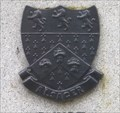 Image for Relief Coat of Arms - Alsager, Cheshire, UK.
