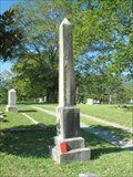 Image for W.F.P. Brown Monument - Spring City, TN