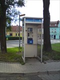 Image for Telefonni automat, Hostivice, Husovo namesti