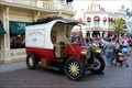 Image for Coca-Cola selling truck - Disneyland Paris