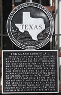Image for The Llano County Jail
