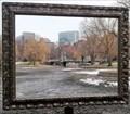Image for Boston Public Garden Lagoon - Boston, Massachusetts, USA.