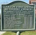Image for Claxton First United Methodist Church - Claxton, GA