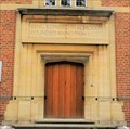Image for Entrance Portico King Edward VI Schools Foundation Office - Edgbaston, Birmingham, U.K.