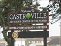 """Image for """"Artichoke Center of the World"""" - Castroville, CA"""