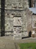 Image for Wimborne Minster's Sundial - King Street, Wimborne Minster, Dorset, UK