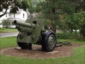 Image for Fairmount, IN - Veterans Memorial 76mm Cannon