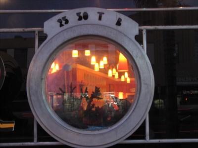 El Toro Cantina Fish Bowl Eye, Los Angeles, California