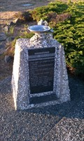 Image for Lost at Sea Memorial Fountain - Crescent City, CA