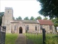 Image for St Mary - Old Newton, Suffolk