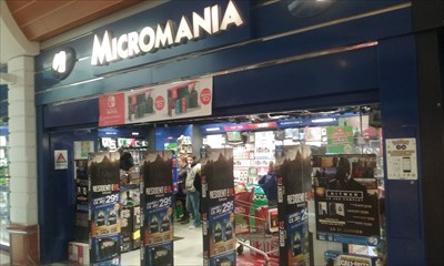 Micromania centre commercial auchan saint martin les boulogne france used video game stores - Auchan st martin boulogne ...