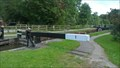 Image for ONLY - working lock on the Uttoxeter Canal - Froghall Wharf, Staffordshire.