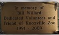 Image for Bill Willard ~ Knoxville, Tennessee