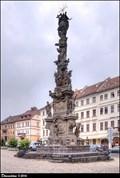 Image for Morový sloup Nejsvetejší trojice / The Most Holy Trinity Plague Column - Teplice (North Bohemia)