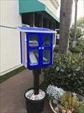 """Image for """"New Little Free Library now at Surfing Madonna Park"""" - Encinitas, CA"""