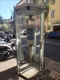 Image for A payphone, Le Cannet, Rue des Orangers