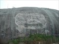 Image for Confederate Memorial Carving At Stone Mountain Park-Atlanta, Ga