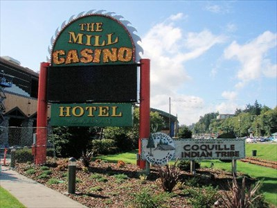 Casino bend or