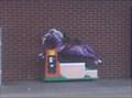 Image for * RETIRED * Purple Horse - Simpson's Supermarket - Evansville, IN