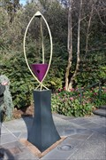 Image for Infinity III Wind Harp -- Dallas Arboretum, Dallas TX
