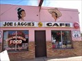 Image for Joe & Aggies Café - Historic Eats - Holbrook, Arizona, USA.