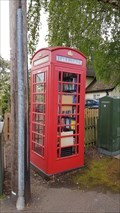 Image for Red Telephone Box - High Street - Hemingford Abbots, Huntingdonshire
