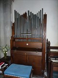 Image for Church Organ - St Giles - Costock, Nottinghanshire