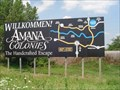 Image for Amana Colonies Trail (You Are Here)