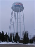 Image for Alton Street Water Tower - Wisconsin Rapids, WI