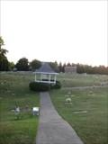 Image for Macedonia Baptist Cemetery Gazebo - Cherokee County, GA