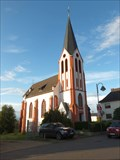 Image for Catholic parish church St. Gertrudis in Oedingen - RLP / Germany