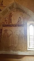 Image for Longthorpe Tower Murals - Longthorpe, Cambridgeshire