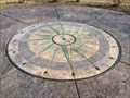 Image for Concord Point Compass Rose - Havre de Grace, MD